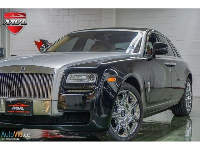 2011 ROLLS-ROYCE PHANTOM - 6.6 TURBO V12 in Oakville, Ontario