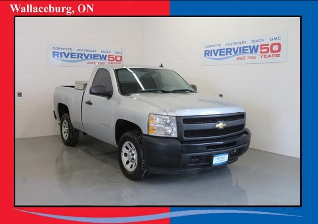 2011 Chevrolet Silverado 1500 WT in