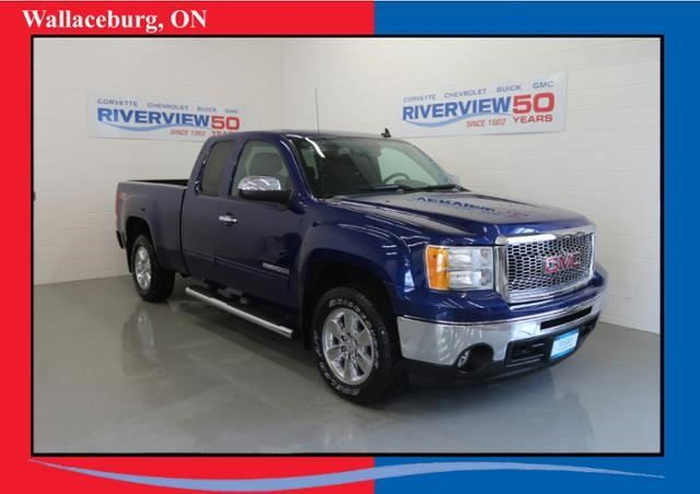 2013 GMC Sierra 1500 SLE in
