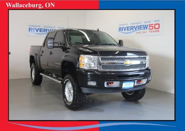 2012 Chevrolet Silverado 1500 LT in