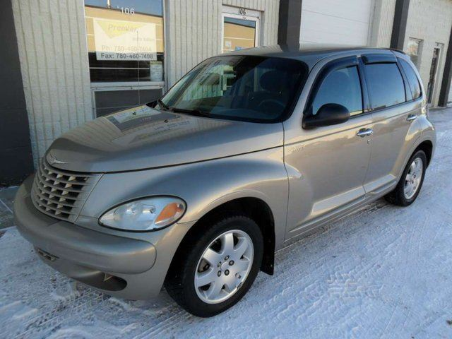2004 Chrysler PT Cruiser Classic Edition 4dr Front-wheel Drive in