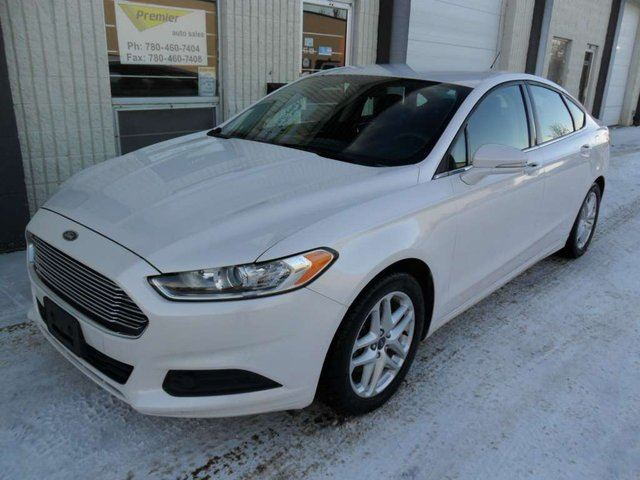 2013 Ford Fusion SE 4dr Front-wheel Drive Sedan in
