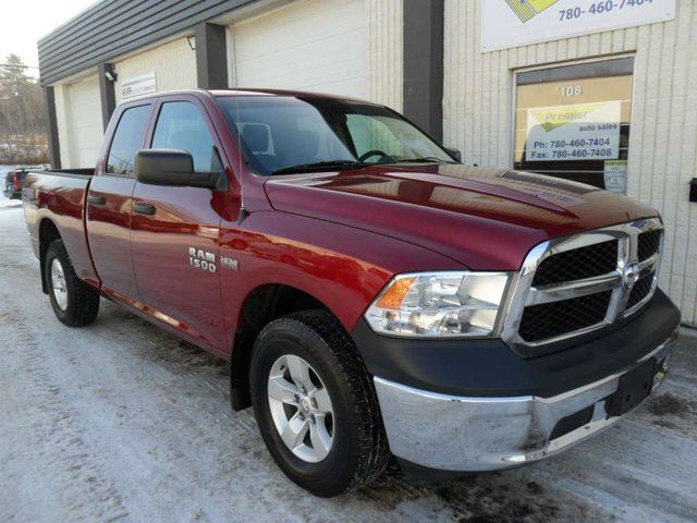 2015 Dodge RAM 1500 ST 4x4 Quad Cab 140 in. WB in