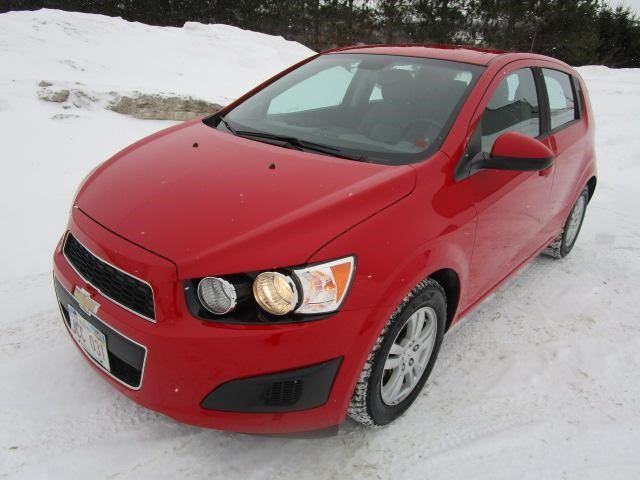 2012 Chevrolet Sonic LS in