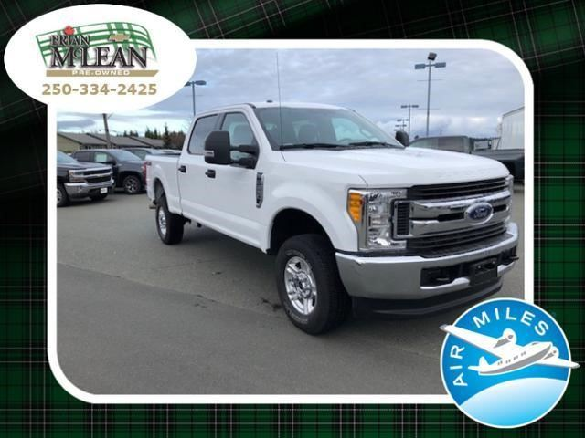2017 FORD F-250 King Ranch in Courtenay, British Columbia
