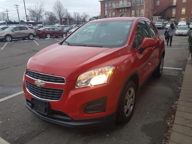2014 Chevrolet Trax LS in