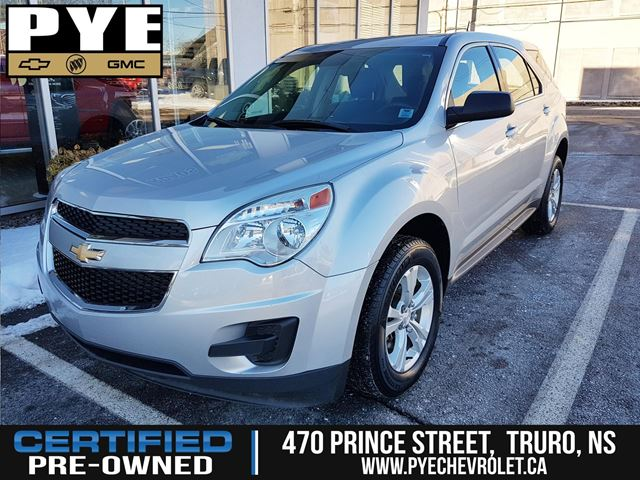 2015 Chevrolet Equinox LS in