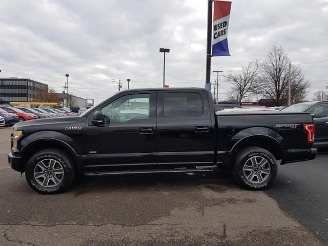 2016 Ford F-150 Lariat in