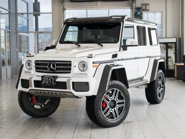 Used 2017 mercedes benz g class g 550 4x4 squared 4dr for 2017 mercedes benz g550 4x4 squared for sale