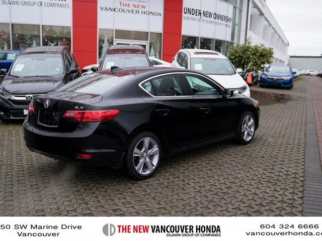 used 2014 acura ilx dynamic 6sp vancouver. Black Bedroom Furniture Sets. Home Design Ideas