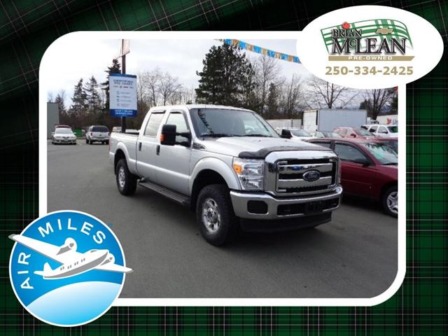 2015 FORD F-250 King Ranch in Courtenay, British Columbia