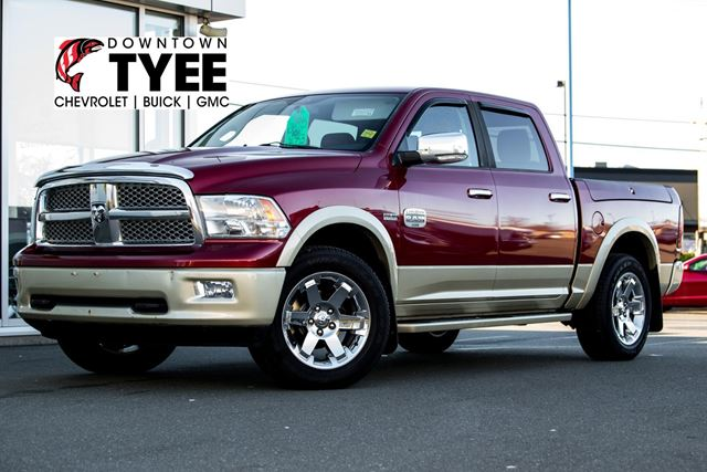 2012 Dodge RAM 1500 Laramie Limited in Campbell River, British Columbia