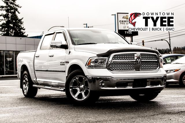 2015 Dodge RAM 1500 Laramie in