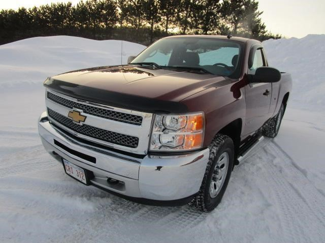 2013 Chevrolet Silverado 1500 WT in