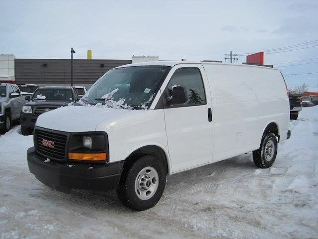 dfb6474094 2016 GMC Savana in Calgary
