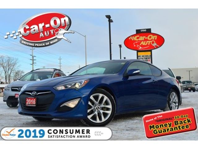 2016 HYUNDAI Genesis 3.8 PREMIUM LEATHER NAV ROOF HTD SEATS ALLOYS in Ottawa, Ontario