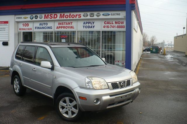 2005 NISSAN X-Trail SE ROOF in Toronto, Ontario