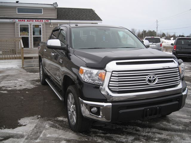 cars top toyota tundra speed driven