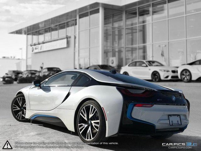 USED 2016 BMW I8 150 2dr Cpe