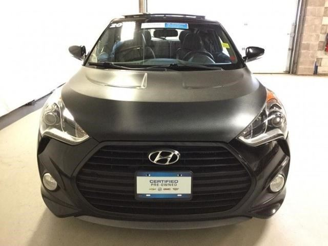 2013 Hyundai Veloster Turbo in