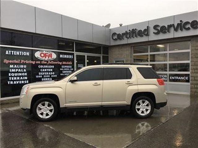 2012 GMC Terrain SLT-1 in