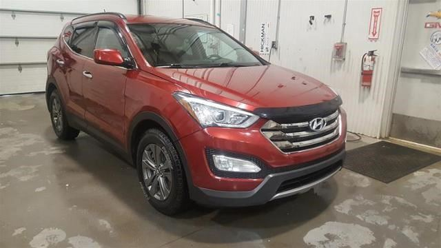 2013 Hyundai Santa Fe Luxury in