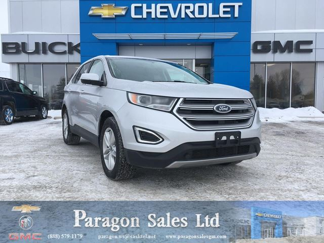 2017 Ford Edge SEL in