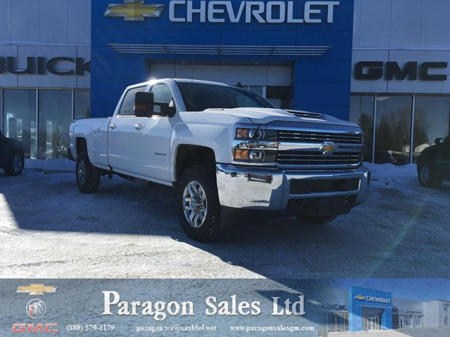 2017 Chevrolet Silverado 3500  LT in