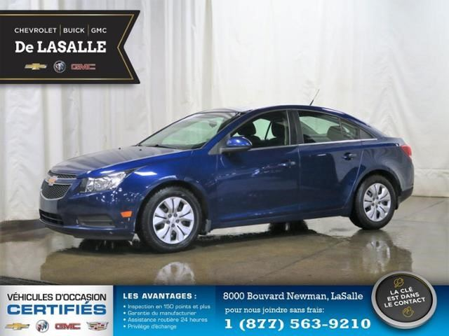 2012 CHEVROLET Cruze LT Turbo w/1SA in Montreal, Quebec
