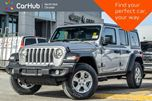 2018 Jeep Wrangler Unlimited New Car JL Sport 4x4 Technology,Convenience Pkgs 17Alloys in Thornhill, Ontario