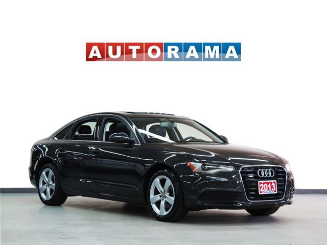 USED Audi A NAVIGATION LEATHER SUNROOF WD North York - Audi car loan interest rate