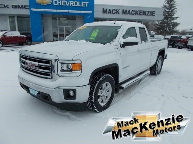 2014 GMC Sierra 1500 SLE in Renfrew, Ontario