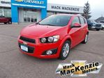 2014 Chevrolet Sonic LT in Renfrew, Ontario
