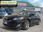 2014 Toyota Camry SE. *Back up Cam. Nav. Bluetooth. Push to Start* in Tilbury, Ontario