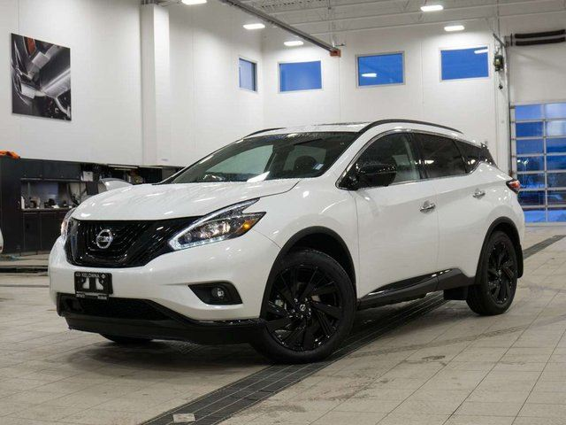 2018 nissan murano midnight edition. car images 2018 nissan murano midnight edition n