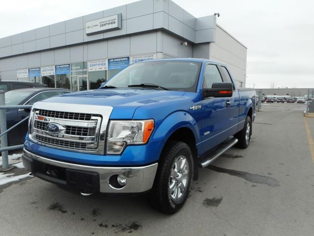 2013 FORD F-150 FX4 in Blainville, Quebec