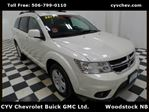 2012 Dodge Journey SXT in Woodstock, New Brunswick