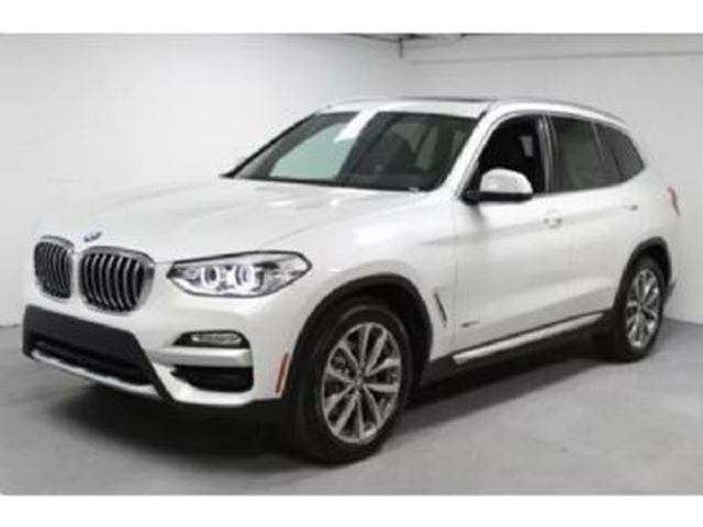 2018 BMW X3 200 M40i W Premium Pkg Enhanced