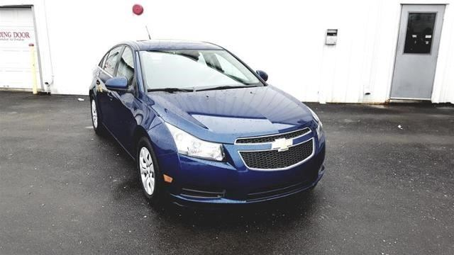 2013 Chevrolet Cruze LT Turbo in