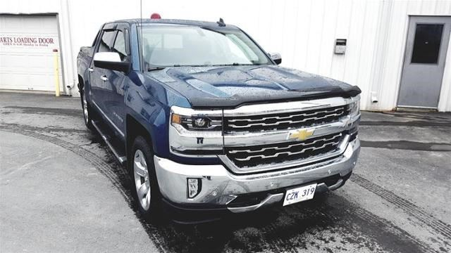 2017 Chevrolet Silverado 1500 LTZ in Carbonear, Newfoundland And Labrador