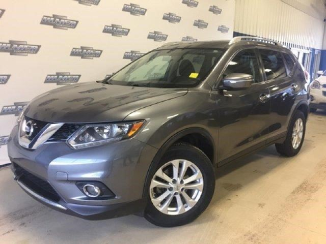 2015 Nissan Rogue S in
