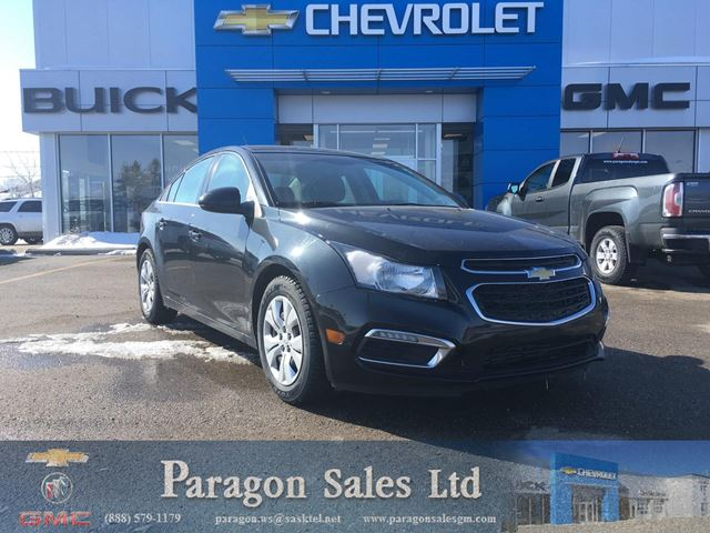 2015 CHEVROLET Cruze 1LT in Langenburg, Saskatchewan