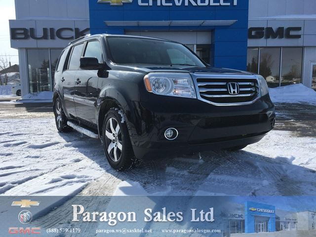 2013 Honda Pilot Touring in