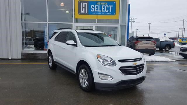 2017 Chevrolet Equinox LT in