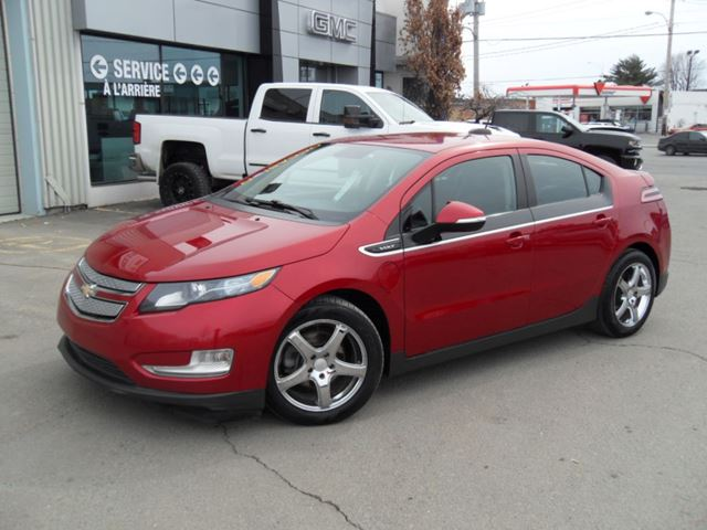 2015 Chevrolet Volt           in