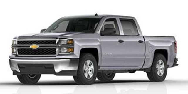 2015 Chevrolet Silverado 1500 LS in