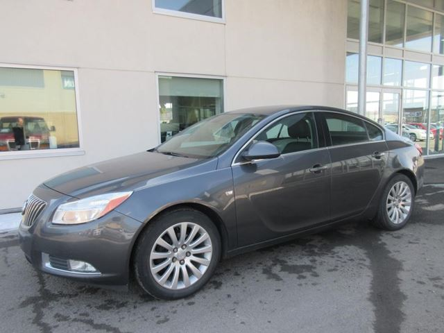 2011 Buick Regal CXL w/1SC in