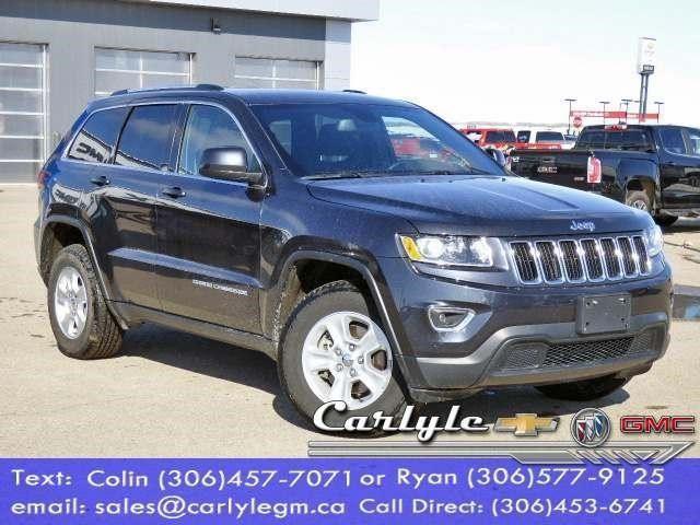 2016 JEEP Grand Cherokee Laredo in Carlyle, Saskatchewan