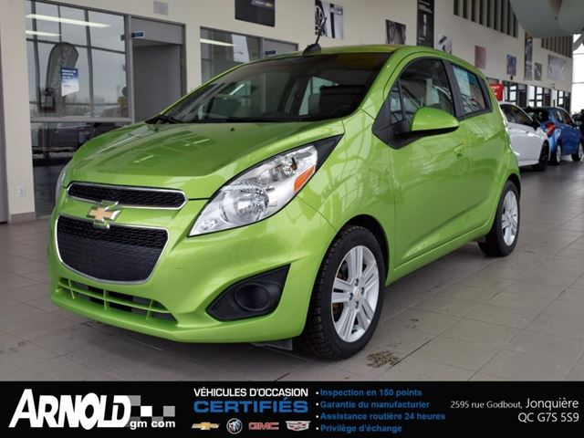 2015 Chevrolet Spark LS in