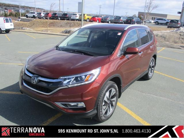 2016 HONDA CR-V Touring in St John's, Newfoundland And Labrador